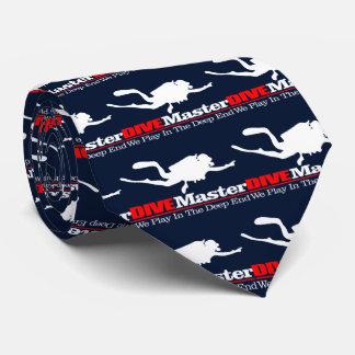 DIVEMaster Corbata Personalizada