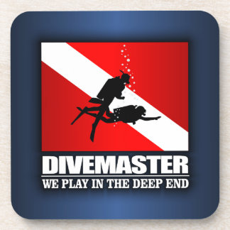Divemaster (Deep End) Drink Coaster