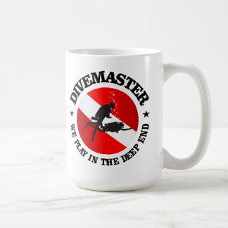 Divemaster (Deep End) Mugs