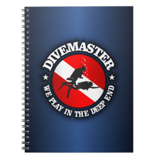 Divemaster (Deep End) Note Book