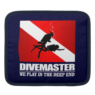 Divemaster (Deep End) Sleeve For iPads