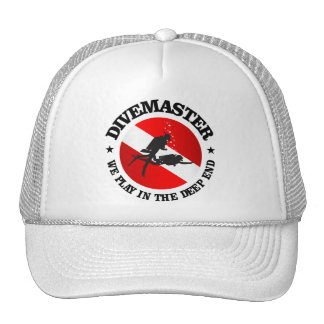Divemaster (Deep End) Trucker Hat