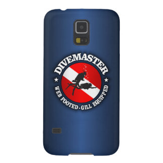 Divemaster (Medallion) Case For Galaxy S5