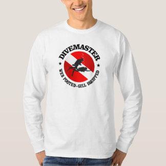 Divemaster (Medallion) T-Shirt