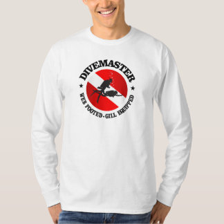 Divemaster (Medallion) Tee Shirt