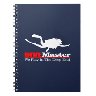 DIVEMaster Notebooks
