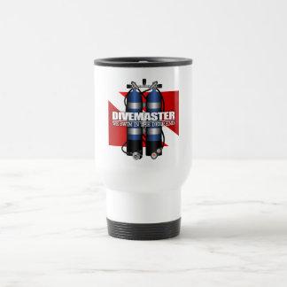 Divemaster (Scuba Tanks) Travel Mug