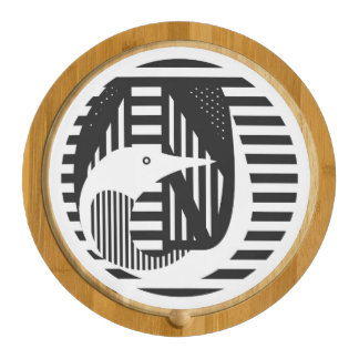 Diver Cheese Board - Iris Round Cheeseboard