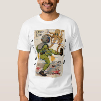 Diver Dan Tee Shirt