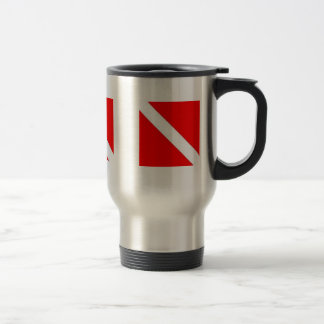 DIVER DOWN COFFEE CUP - great for travel!