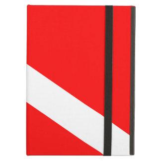 Diver Down Flag iPad Air Cover