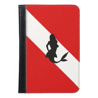 Diver Down Flag: Mermaid iPad Mini Case