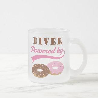 Diver Funny Gift Coffee Mug