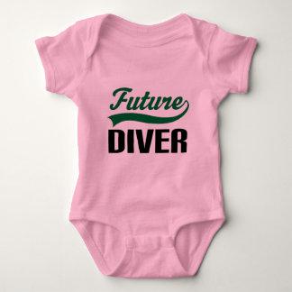Diver (Future) T Shirts