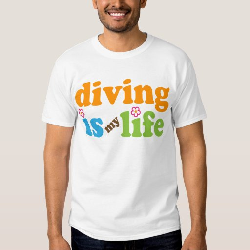 Diver Gift Girls T Shirts