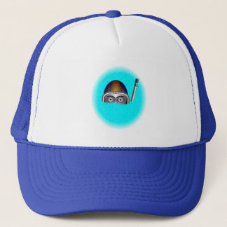 Diver hat by rafi talby