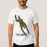 diver, HOLY DIVER T-shirt