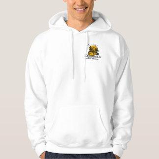 diver logo pullover