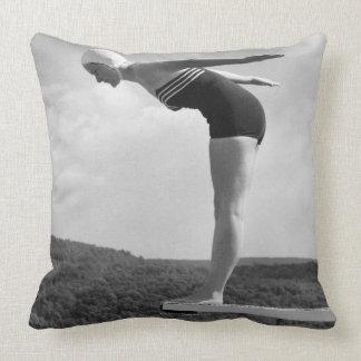 Diver Pillows