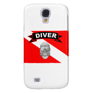 Diver Products Samsung Galaxy S4 Case