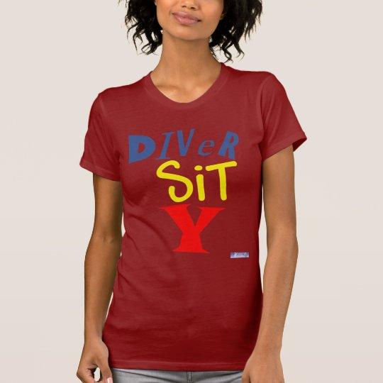 Diver Sit Y Dark Tee