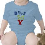 Diver Sit Y Tees