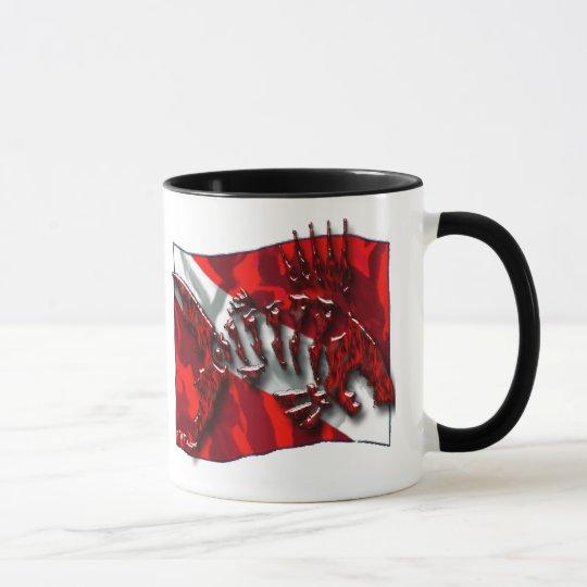 DiverDown Collection Mug