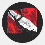 DiverDown Collection Sticker
