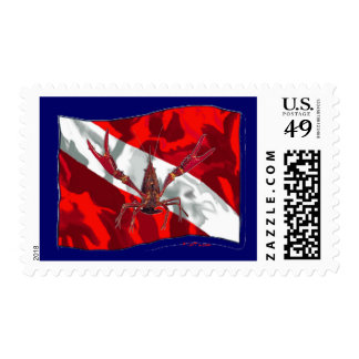 Divers Den Collection Stamps
