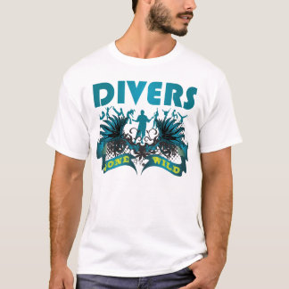 Divers Gone Wild T-Shirt