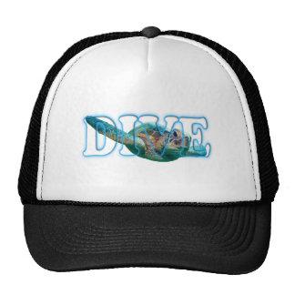 DIvers love Trucker Hat