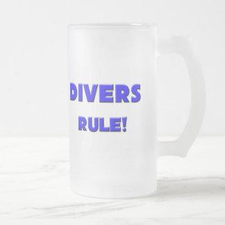Divers Rule! Coffee Mug