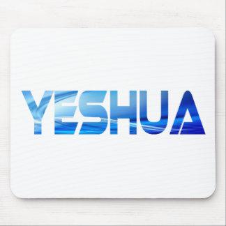Divers Yeshua Effet eau TIF Mouse Pad