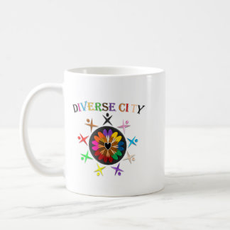 Diverse City Coffee Mug