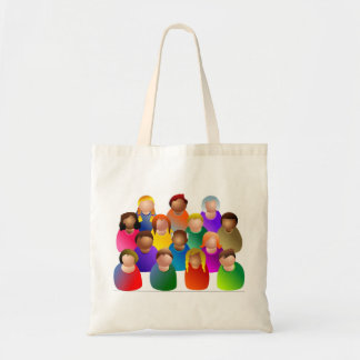 Diverse Community Tote Bag