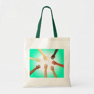 Diverse Hands Bags