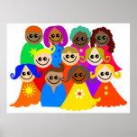Diverse Kids Print