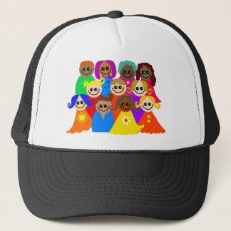 Diverse Trucker Hat