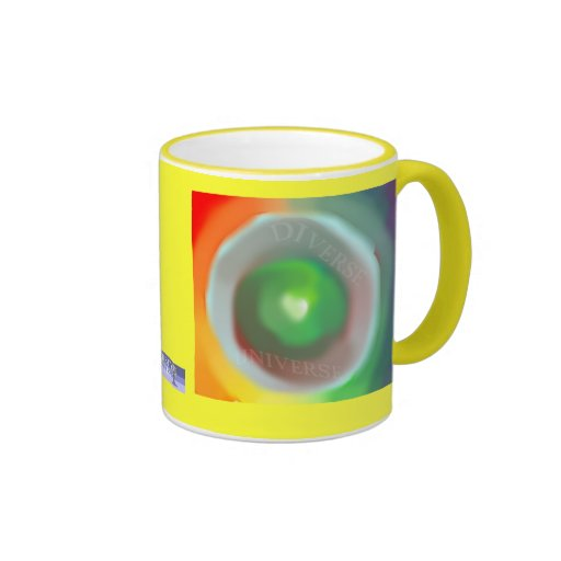 Diverse Universe Diversity Mug