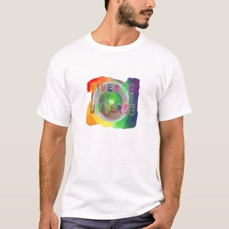 Diverse Universe Swirl T-Shirt