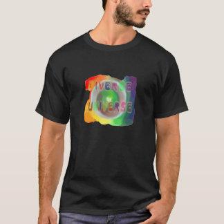 Diverse Universe Swirl T-Shirt - webpromo