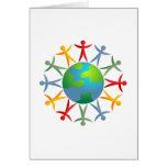 Diverse World Card