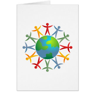 Diverse World Card