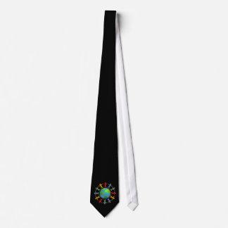 Diverse World Neck Tie