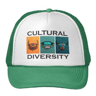 Diversidad cultural gorro de camionero