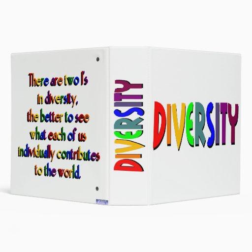 Diversidad - dos i en carpeta de la diversidad