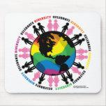 Diversidad LGBT Tapetes De Raton