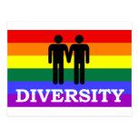 Diversidad Postales