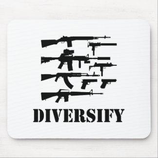 Diversify Mouse Pad