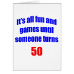 Diversión 50 y juegos tarjeton